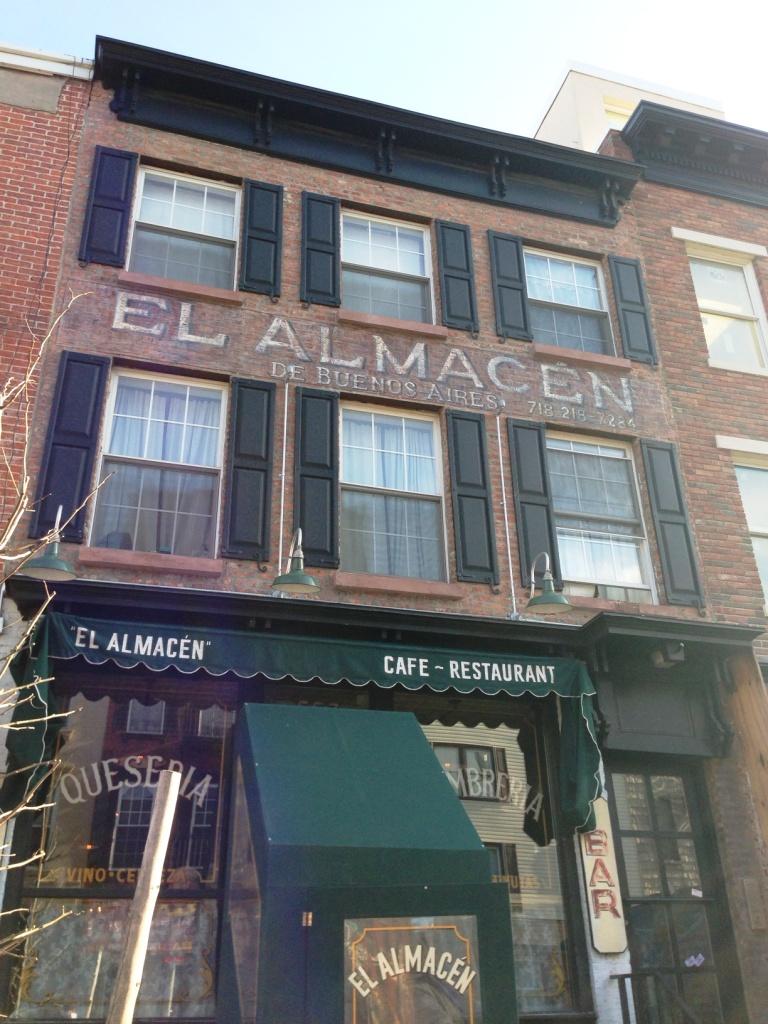 Amazingly Cute Argentinian Restaurant In Williamsburg Brooklyn