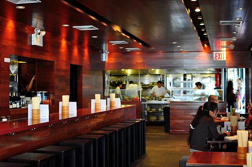 Ssam Bar (photo from erinalacarte.com)